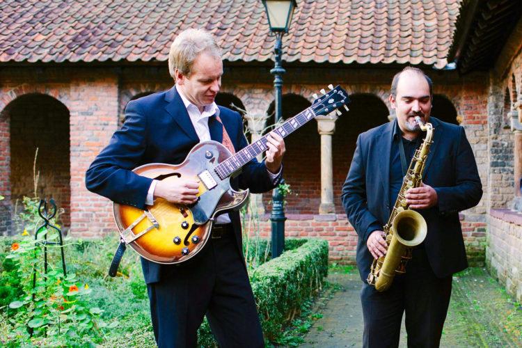 Jazzduo Majazztic